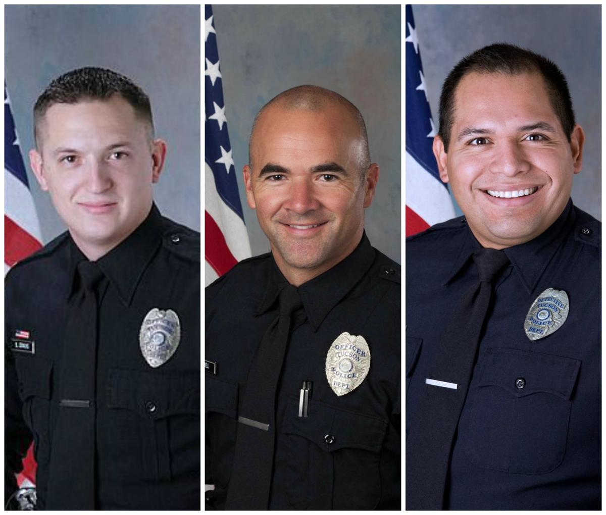 3 ex tucson police officers lose state certification local news deimund bell rivera xflitez Images