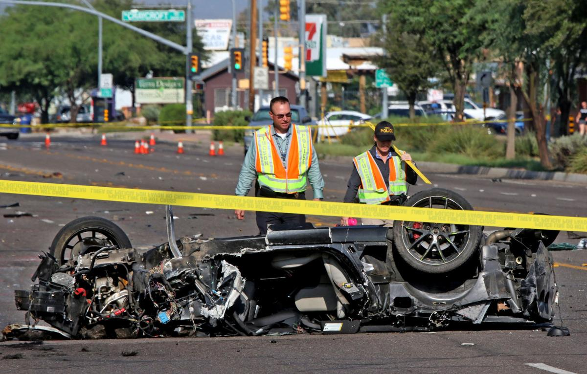 tucson police id woman killed in midtown wreck | local news | tucson
