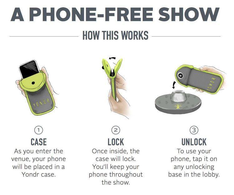 Digital device free zone