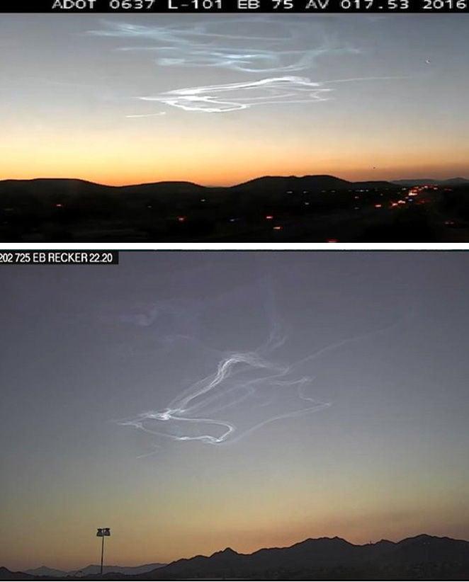 Meteor? Boom, flash of light reported over Arizona