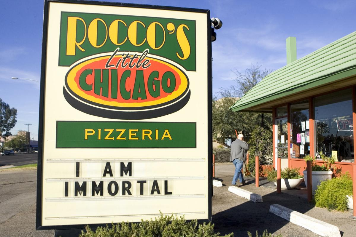 Friday, Feb. 17 — Watch Rocco from Rocco's Little Chicago share a story