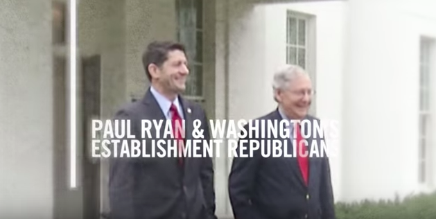 DCCC's Never Stop ad targets GOP ahead of tax cut vote
