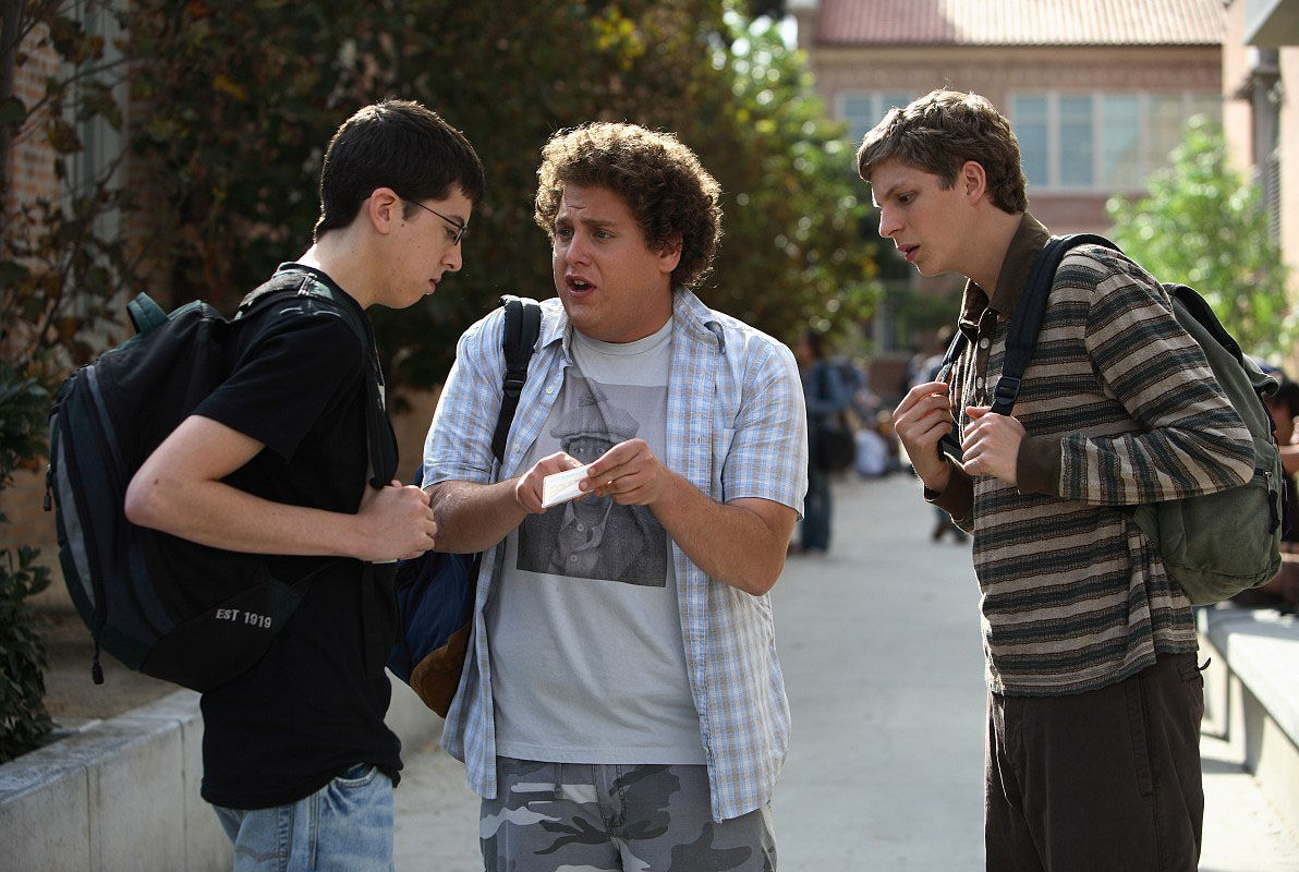 Friday, March 24-Saturday, March 25 — Catch 'Superbad' 10 years later at The Loft