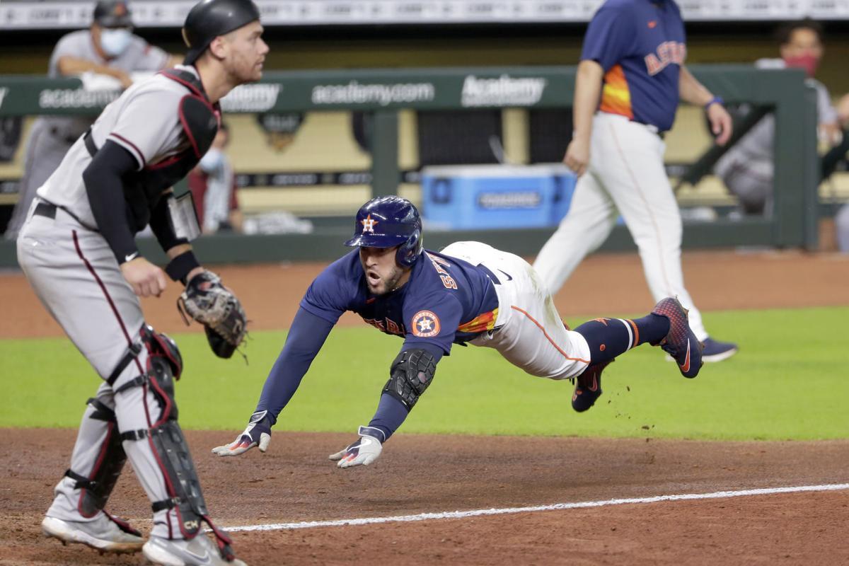 Diamondbacks Astros Baseball