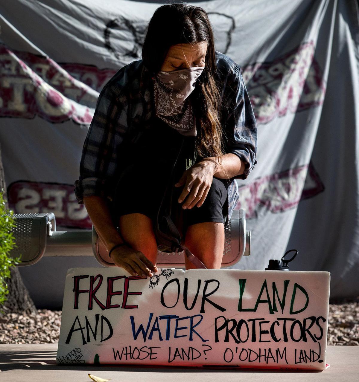 Native Americans at Pima County Jail