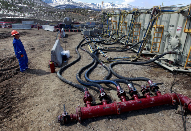 High-tech drilling trumps clean energy