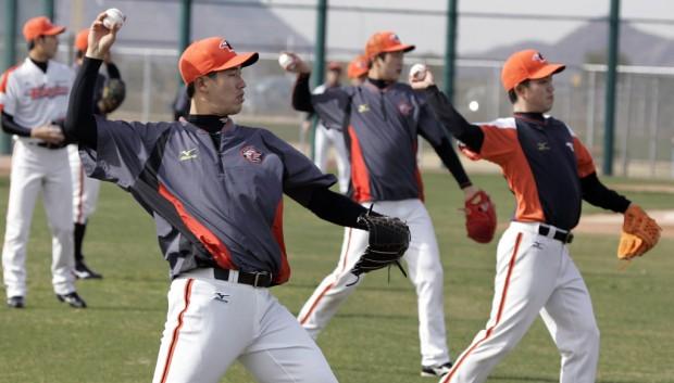 Korean baseball: Brand new Asian flavor