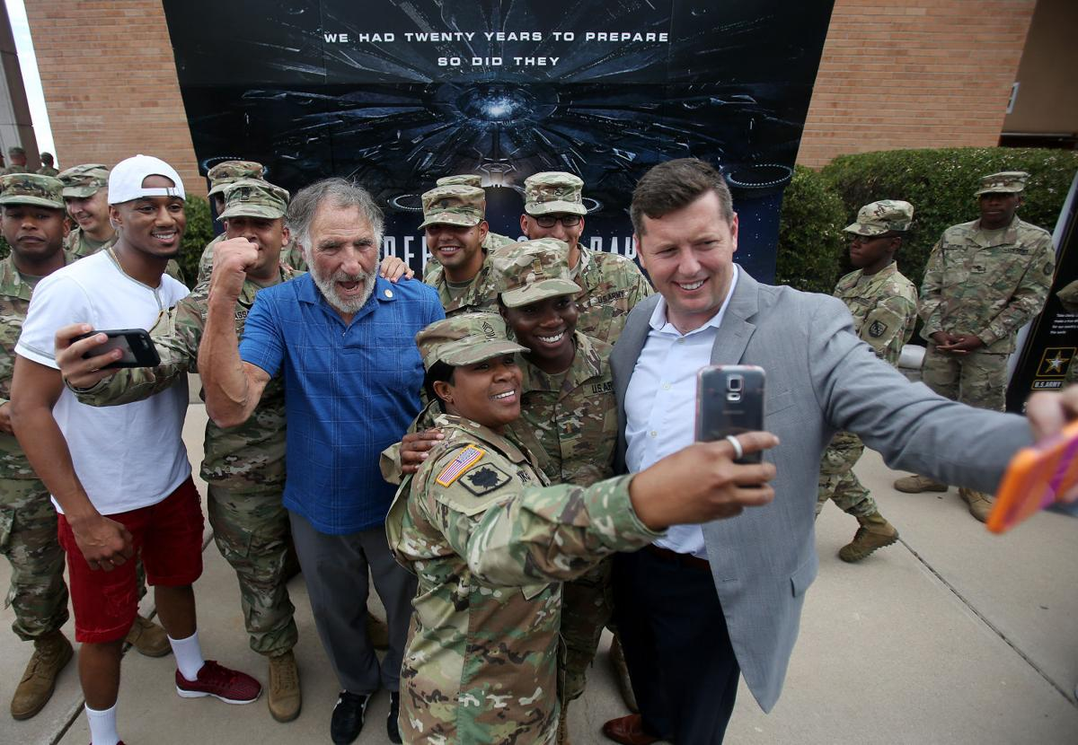 """""""Independence Day"""" stars at Ft. Huachuca"""