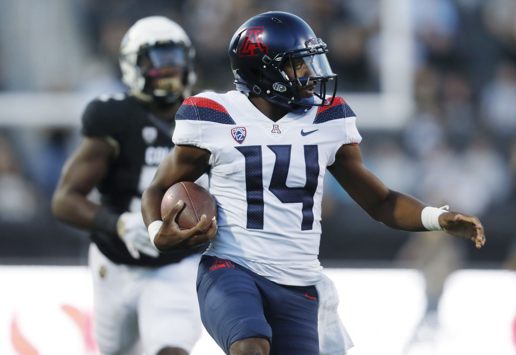 8 things to know about QB Khalil Tate