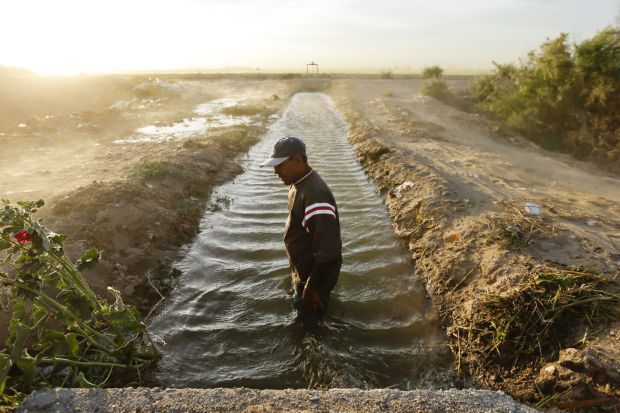 US Mexico Water