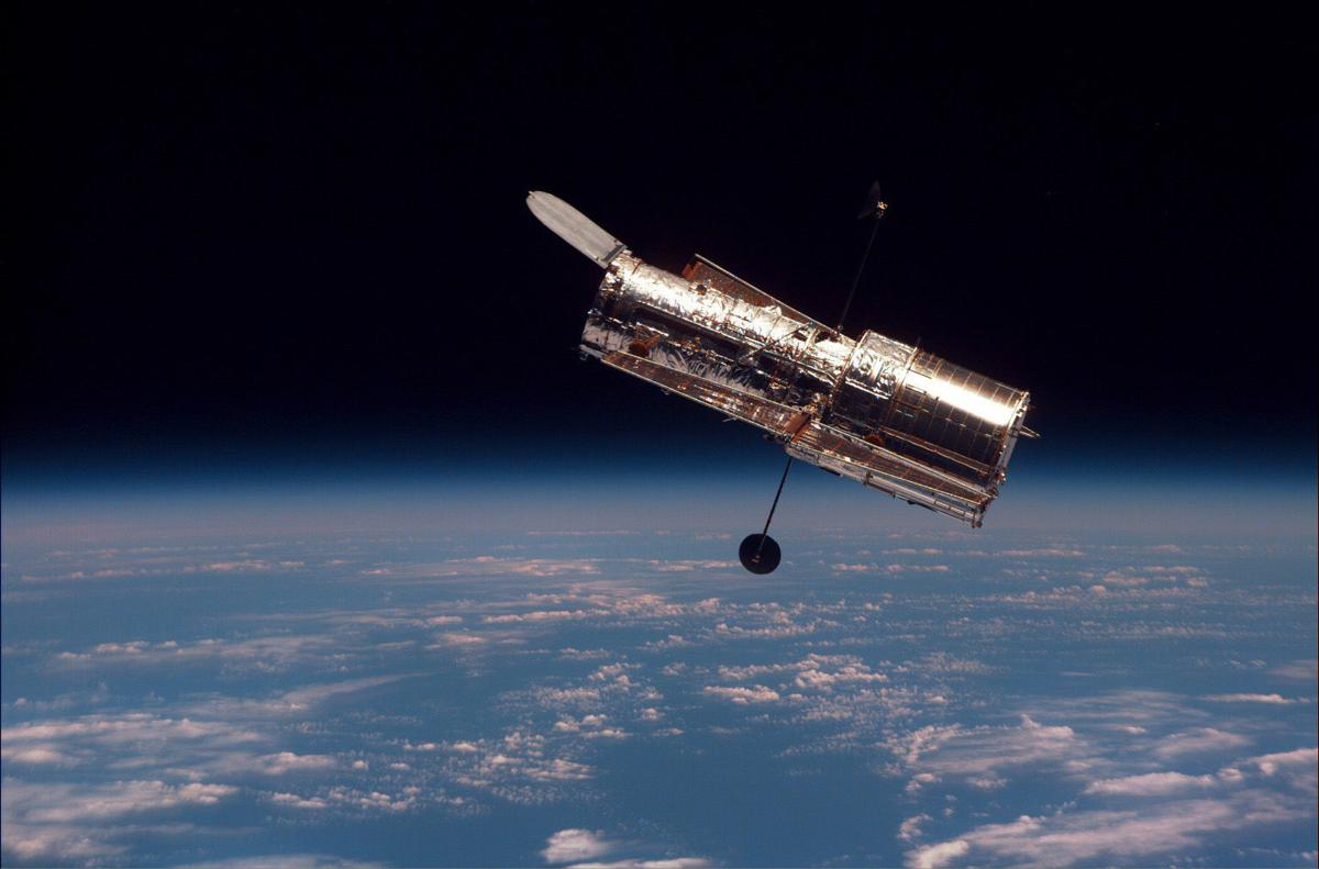 30th anniversary of the launch of the Hubble Space Telescope