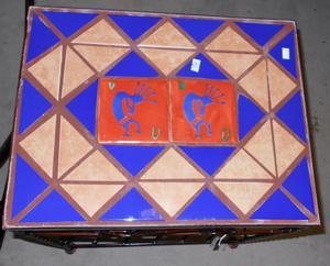lawn art tile table.JPG