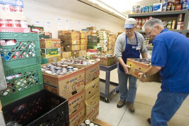 As temperatures rise, donations drop at ICS