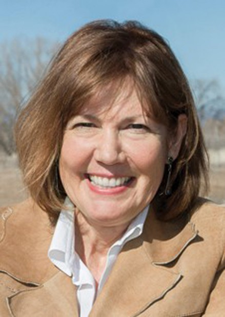 U.S. Rep.-elect Ann Kirkpatrick