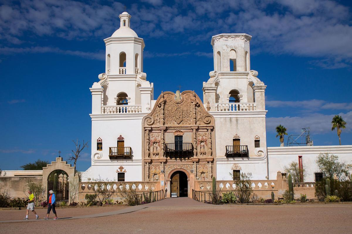 San Xavier Mission day trip