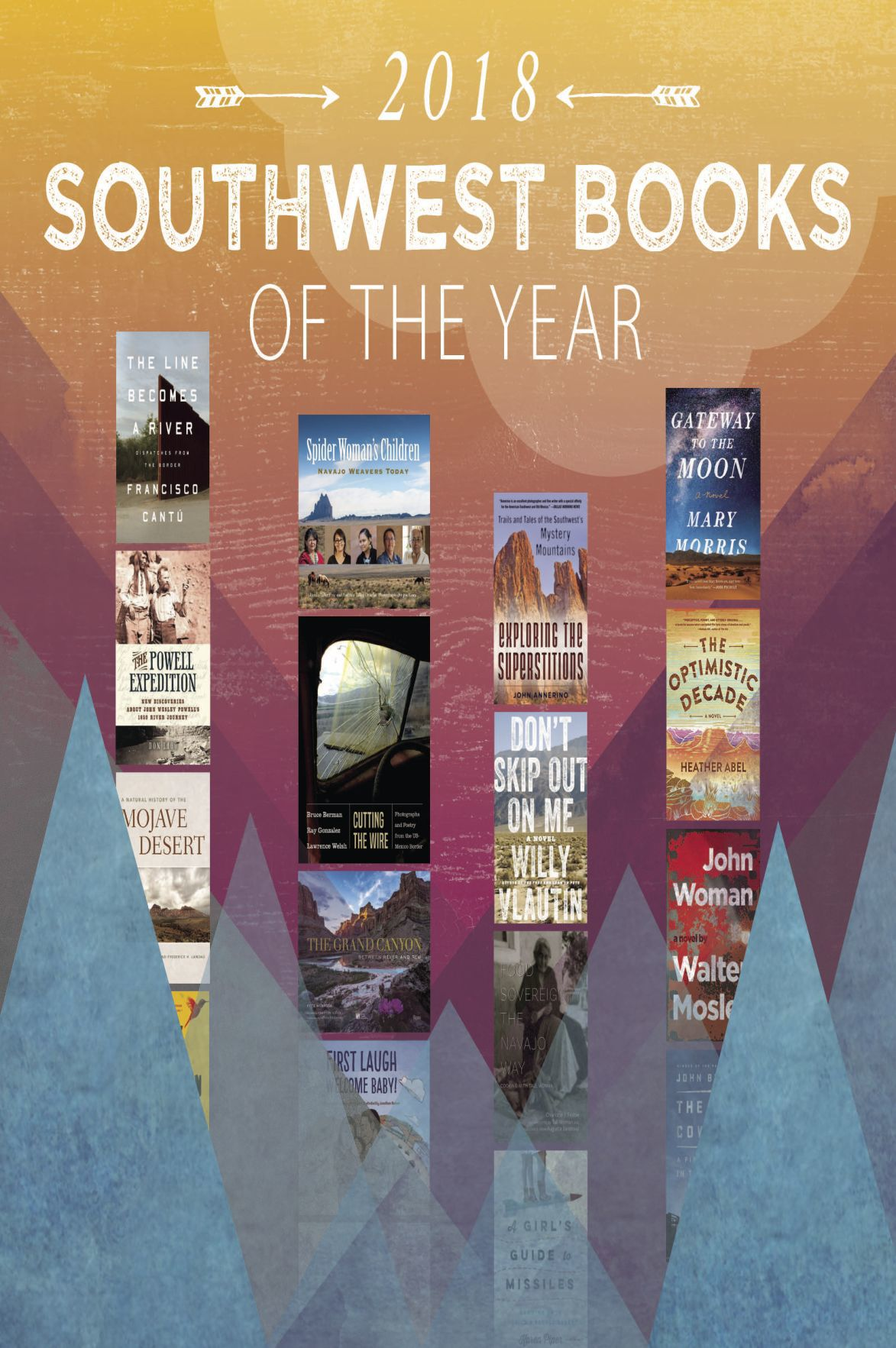 2018 Southwest Books of the Year
