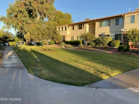 2 Bedroom Home in Tucson - $95,000