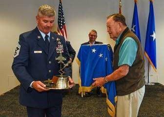 Tucson Air Guard base renamed for co-founder Morris
