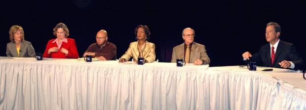 ACC candidates focus on renewable energy