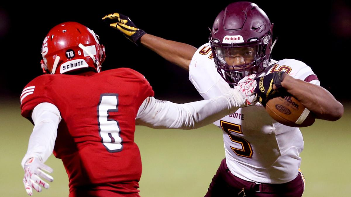 Hansen's Sunday Notebook: Salpointe's Bijan Robinson leaps and bounds better than the competition