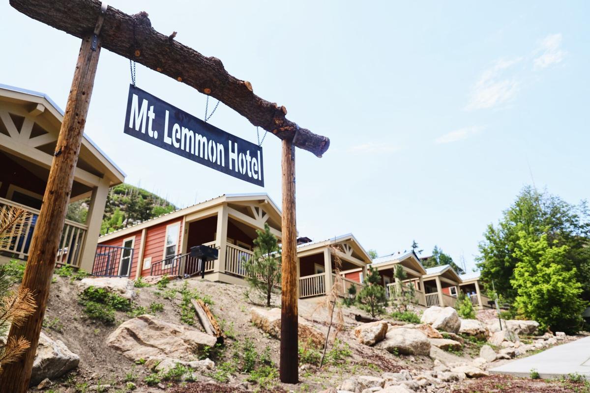 Mt. Lemmon Hotel