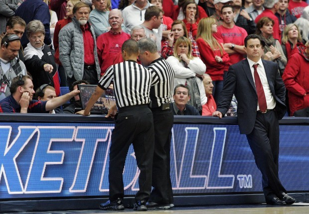Sean Miller waits for officials to rule on Chen's shot
