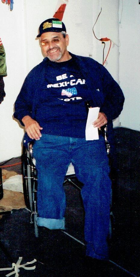 Life of Carlos G. Salaz