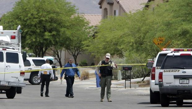 SWAT team returns fire, kills man