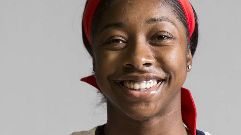 UA star Aari McDonald to participate in Senior Day, but will wait to decide whether to enter WNBA draft early