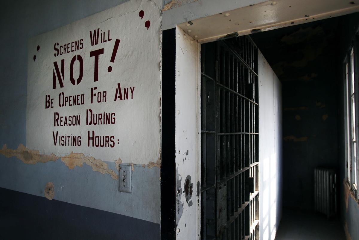Photos: Globe's Haunted Jail   Arizona and Regional News