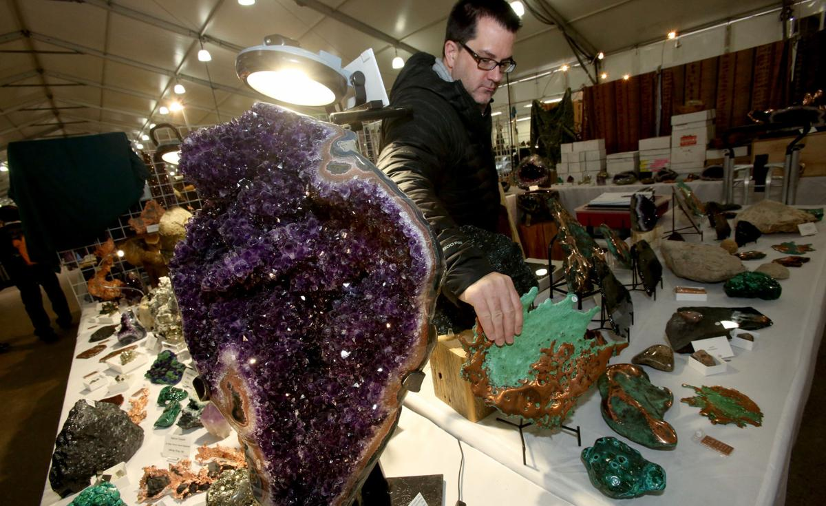 Tips To Make The Most Of 2018 Tucson Gem, Mineral & Fossil