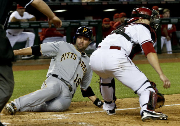 Pirates 6, Diamondbacks 5: Pirates' 5-run fourth too much for D-backs