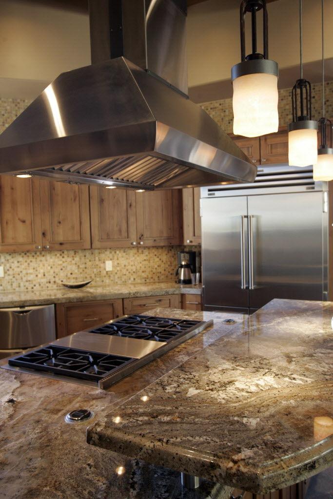 Charming Granite Countertops