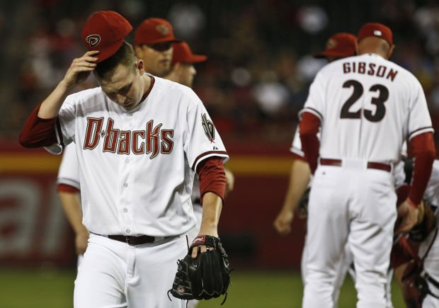 Game of the day: Cardinals 6, Diamondbacks 1: Holliday continues to make Cahill pay