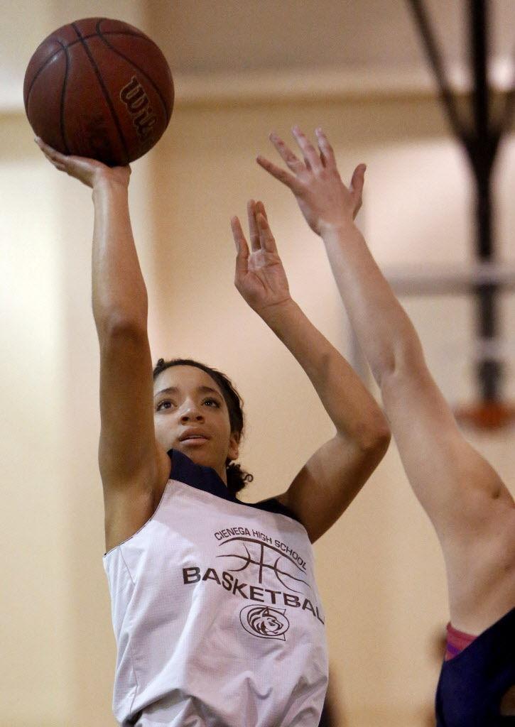 Cienega High Girls Basketball