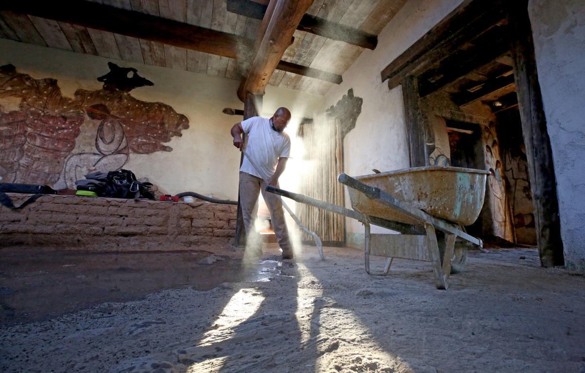 DeGrazia Chapel Restoration