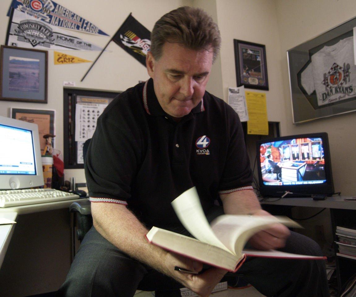 Photos: Longtime local KVOA sports director Dan Ryan | Local