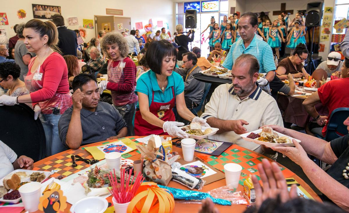 Volunteer Tucson Christmas 2020 Tucson Thanksgiving community dinners in need of volunteers