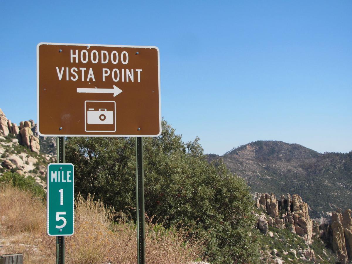 Hoodoo Vista Point