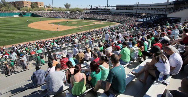 Tucson spring training