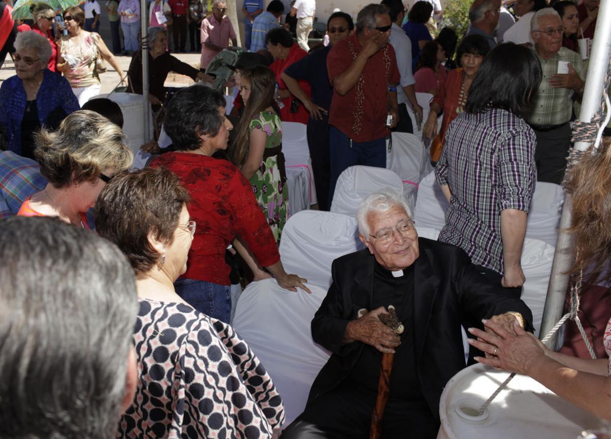 Monsignor Arsenio Carrillo