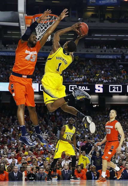Final Four: Michican 61, Syracuse 56: Wolverines solve tough zone defense of Syracuse