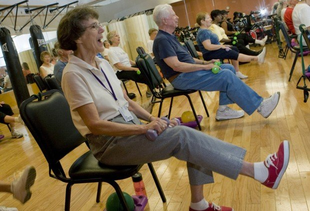 Memory-loss support group gives patients, kin a leg up