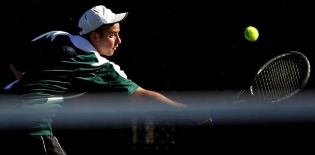 Boys Tennis: Foitik off to perfect start for Santa Rita