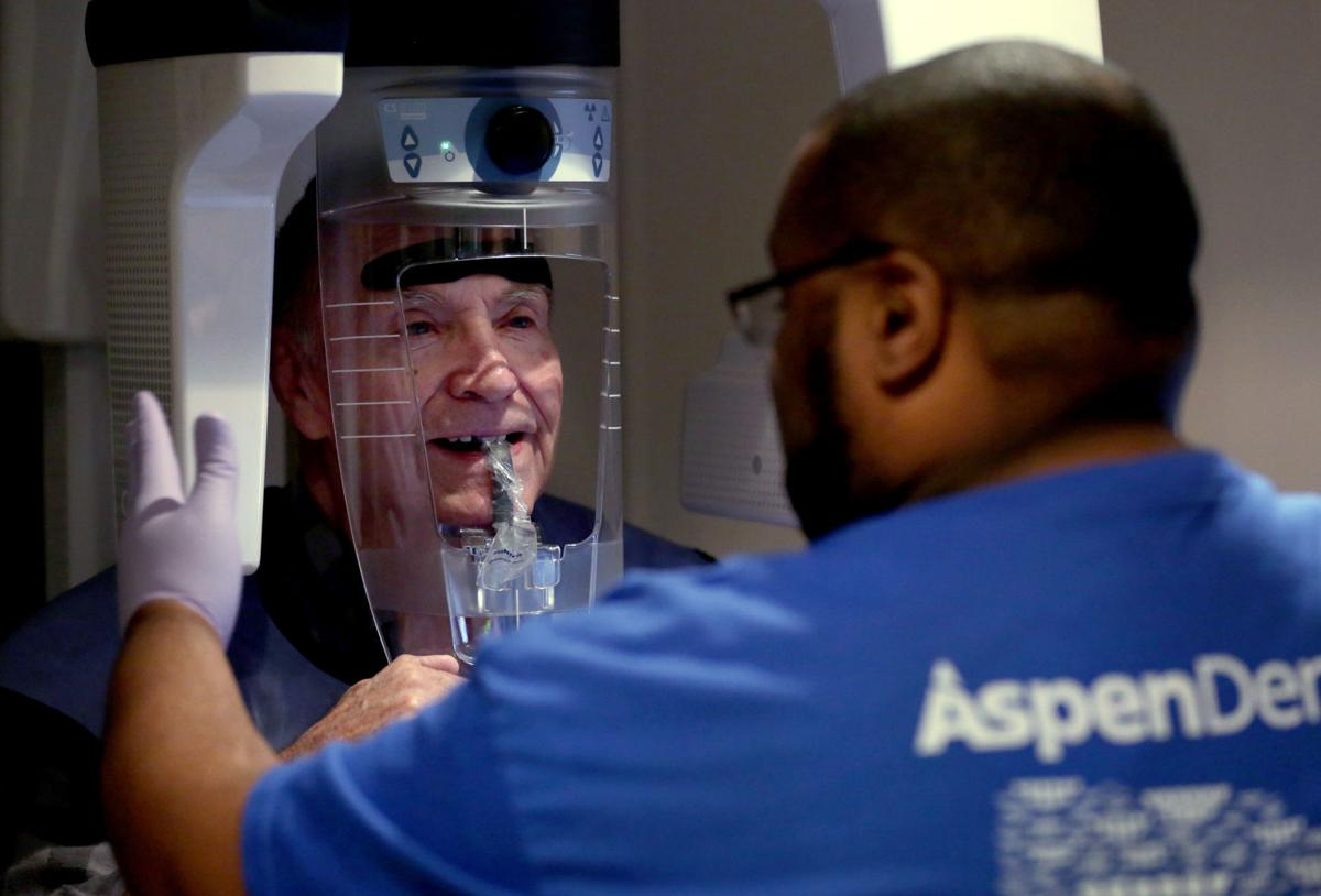Aspen Dental provides free care for Veterans