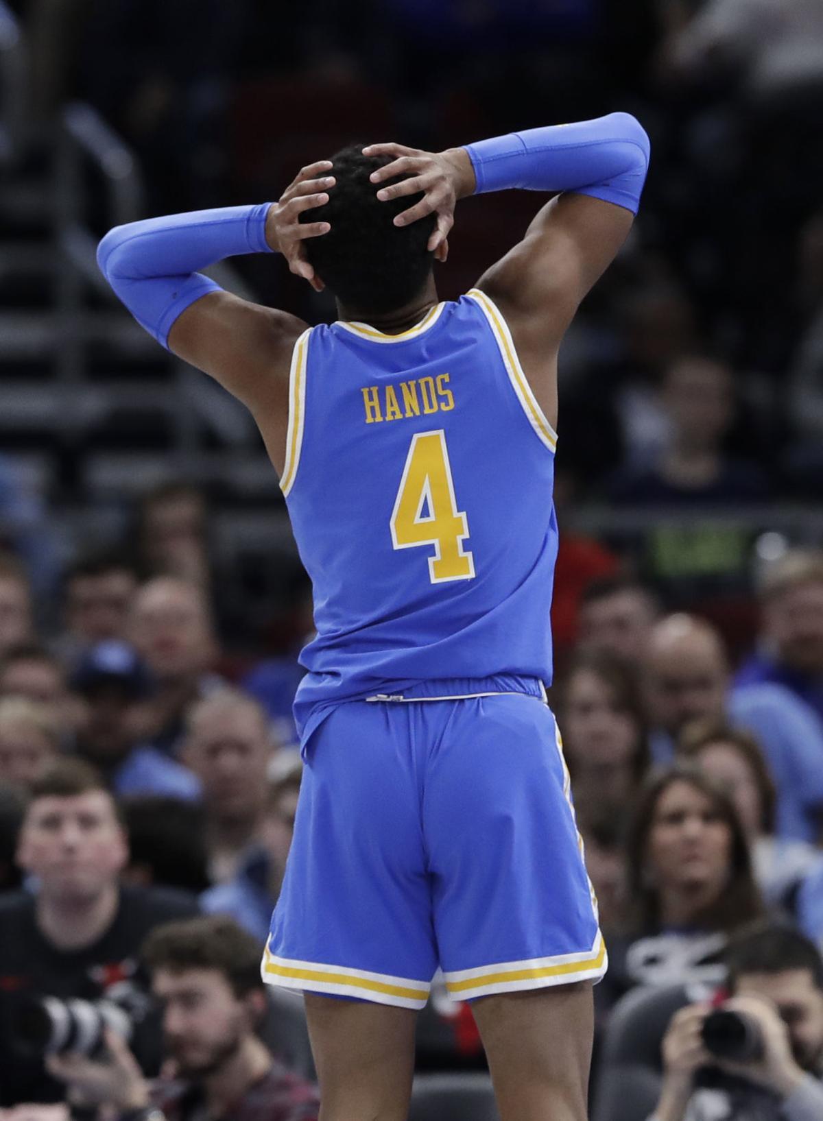 UCLA Ohio St Basketball