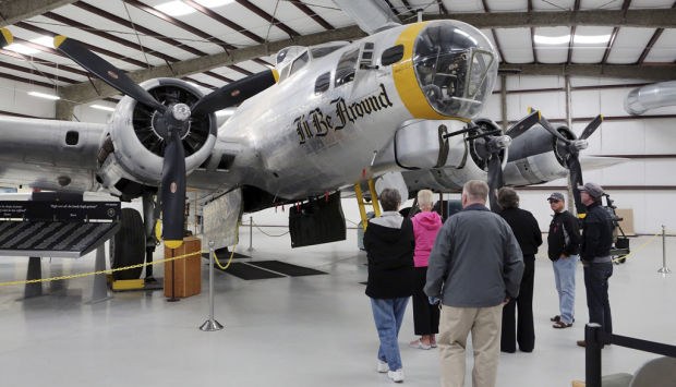 Bomb group that fought Nazis renovates museum of exploits