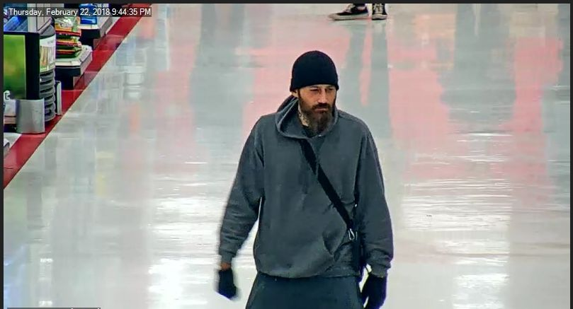 Oro Valley police search for shoplifting suspect