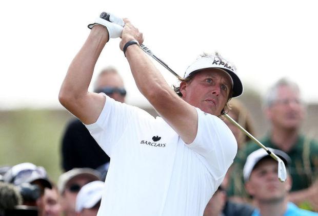 British Open: Lefty finally masters links golf