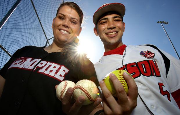 2013 spring softball and baseball high school all-stars